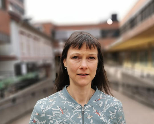 Dagny A. Johannessen  Foto: Therese Hagen