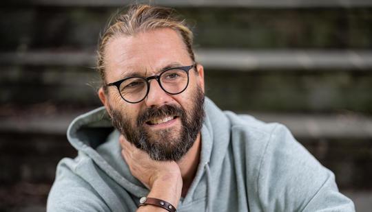 Eskil Skjeldal, seniorrådgiver ved Nasjonalt senter for erfaringskompetanse innen psykisk helse. Foto: Styrk Fjærtoft