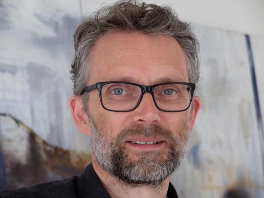 Torgeir Gilje Lid, overlege og forskningsleder ved KORFOR