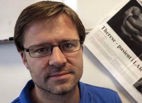Christian Ohldieck, seniorrådgiver og prosjektleder i Helsedirektoratet for revisjon av LAR-retningslinjen