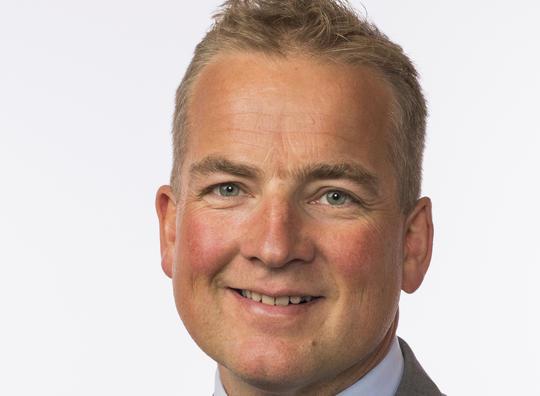 Sveinung Stensland, H, saksordfører for rusreformen