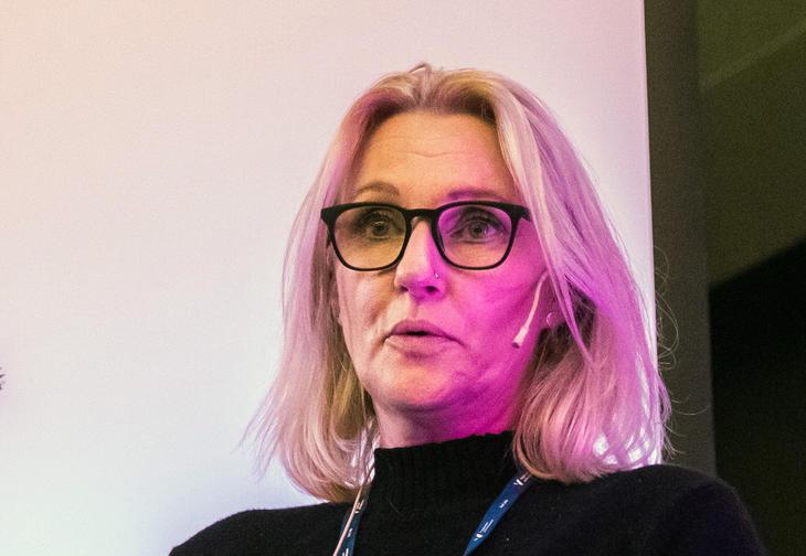 Marianne Pierron. Foto: Otto von Münchow