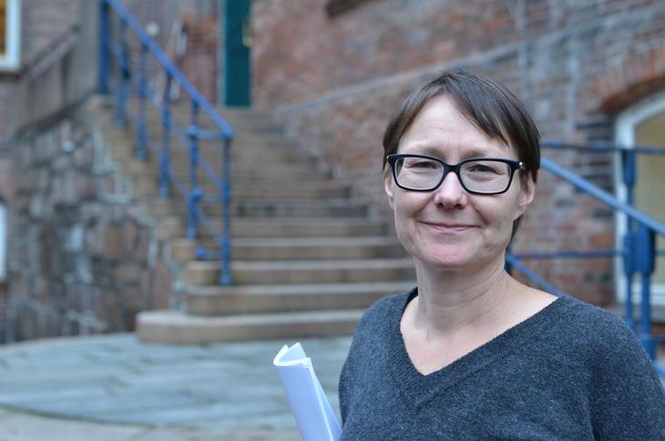 Fafo-forsker Inger Lise Skog Hansen