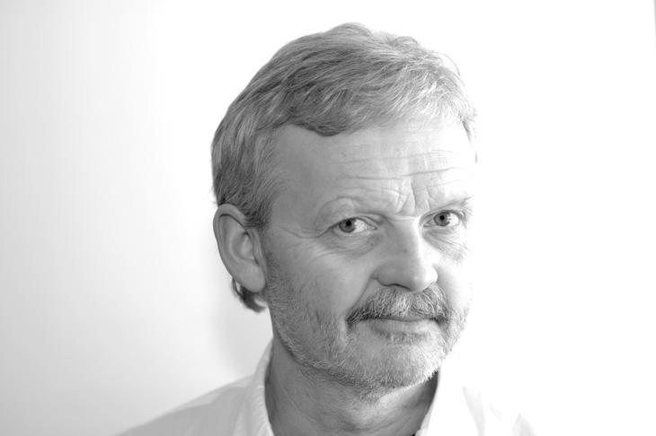 Forsker Henning Pettersen  Foto: NK ROP