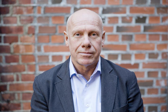Ulf Jansen. Foto: Tyrilistiftelsen
